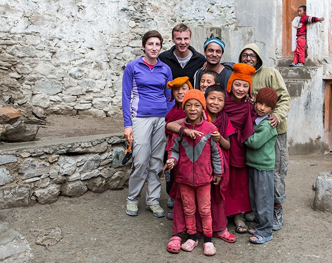 From Srinagar over Kargil to Padum and than to Phutkal