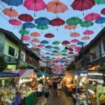 From Penang to Ko Pha Ngan