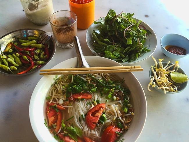 Back in Vientiane
