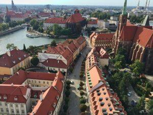 A few Days in Poland – Lodz Countryside and Wrocław
