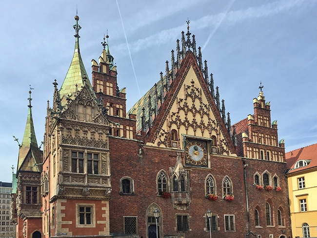 A few Days in Poland – Part 2 of Wrocław