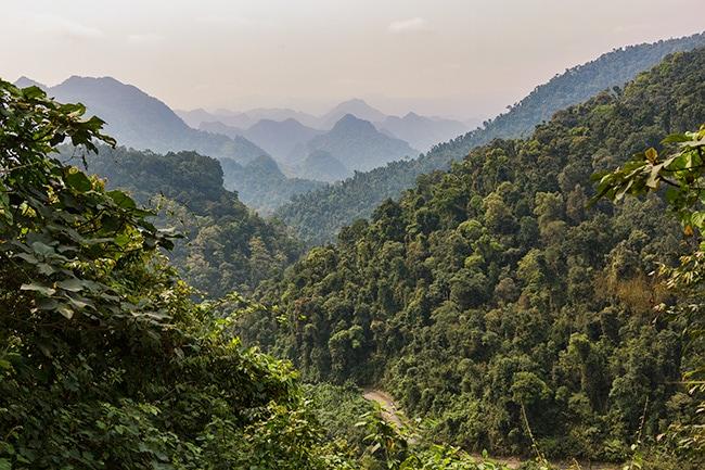 From Đồng Hới to Phong Nha