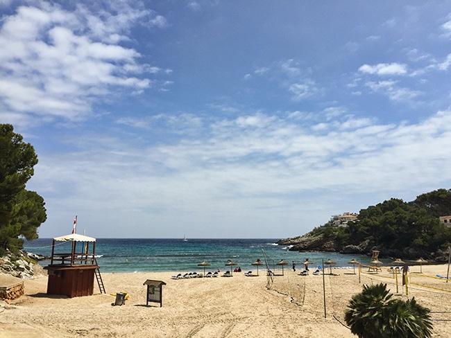 A week in Majorca