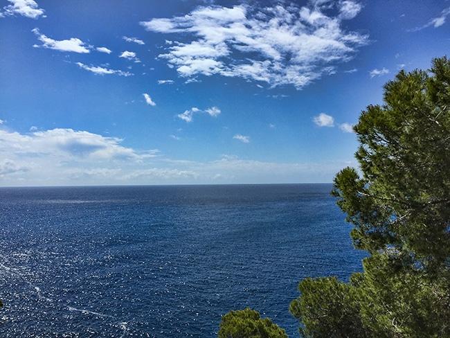 Up to the Torre Nova des Cap Vermell
