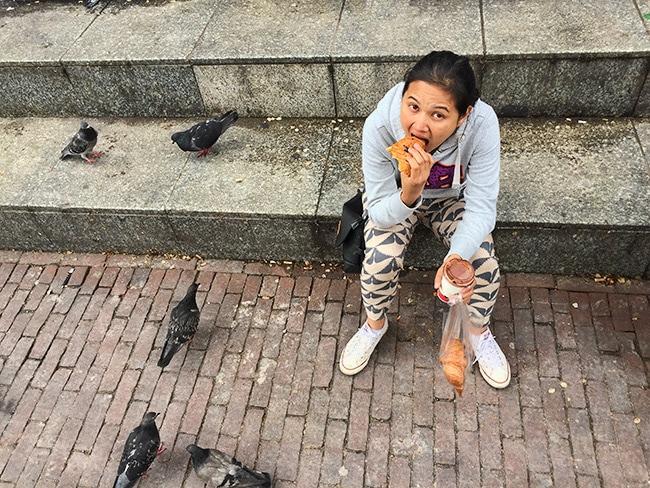 Hungry Dee