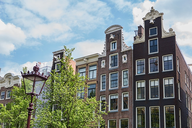 Amsterdam Town House