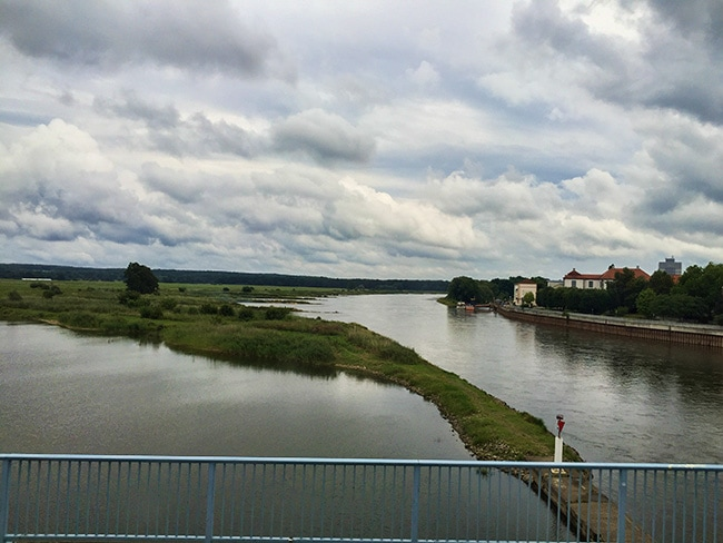 Polish German Border