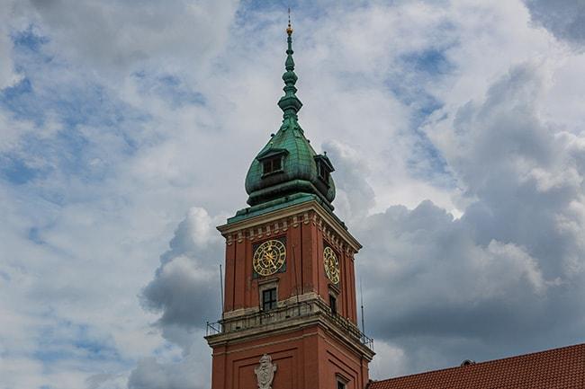Church at Castle Square