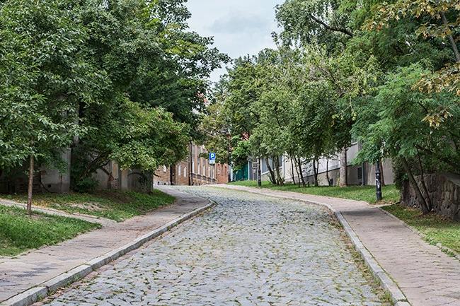 Ulica Brzozowa