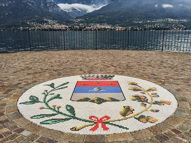 At the lake in Oliveto Lario