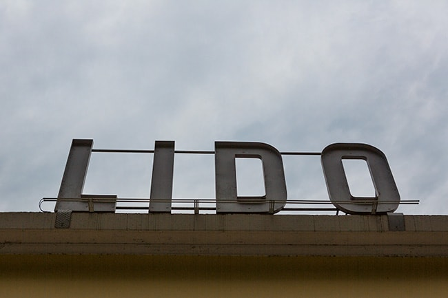 Lido in Bellagio