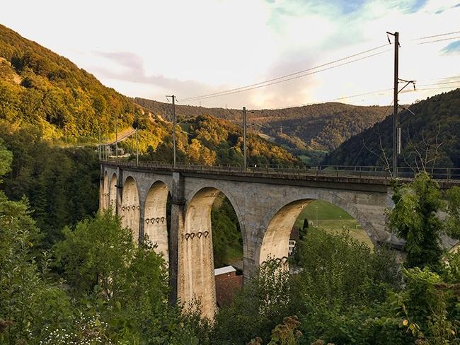 Nice viaduct
