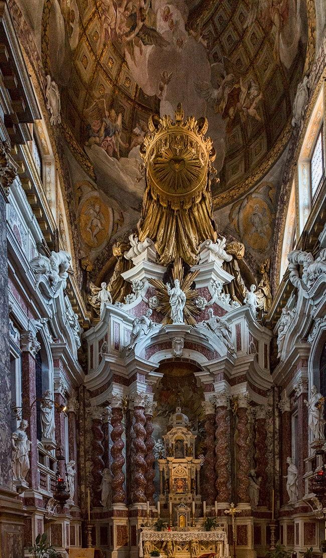 Santa Maria di Nazareth (Gli Scalzi)