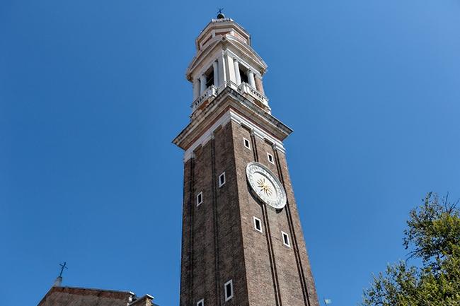 Tower of the Chiesa die Santi Apostoli