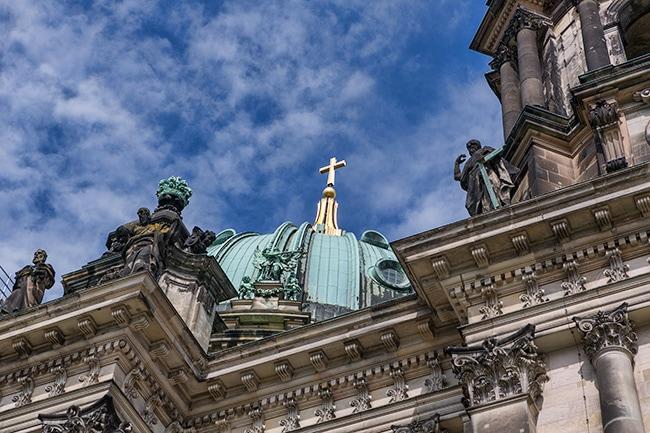 Berliner Dom Detail