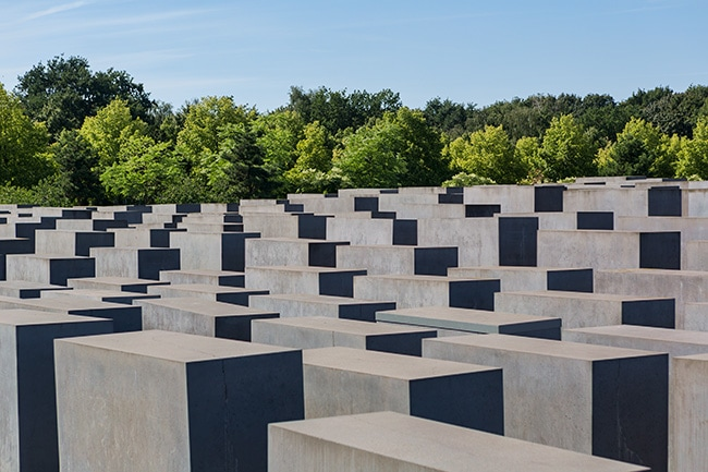 Holocaust Memorial of the Murdered Jews of Europe