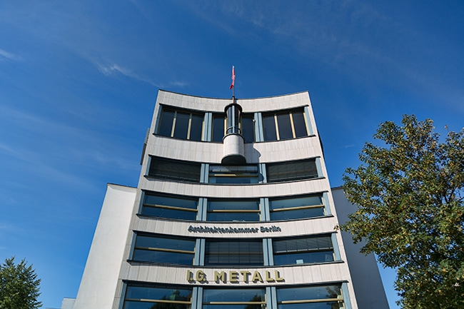 Union of the metal workers of Germany
