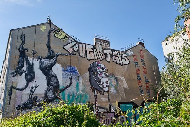 Street Art: Love Art Hate Cops