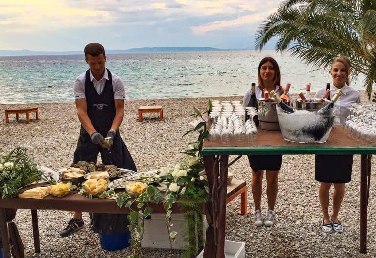Summer Trip 2016 Part 18 – Croatia – Wedding in Trpanj