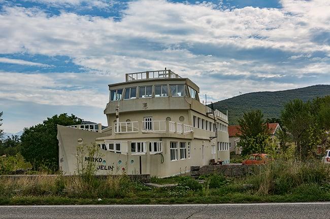 Great house boat close to Cista Provo in Croatia
