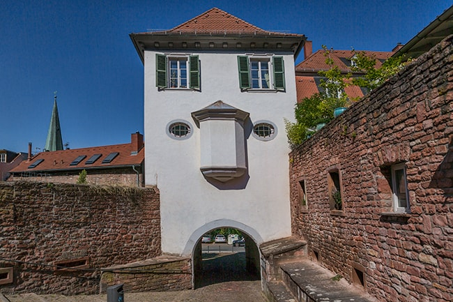 The house with a face