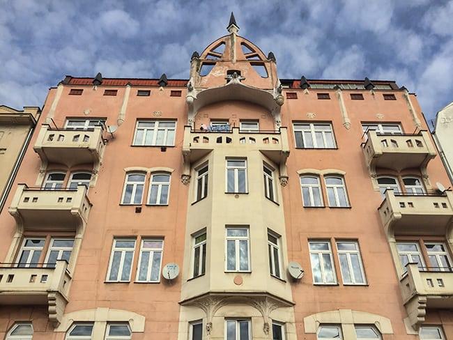 Halkova Street