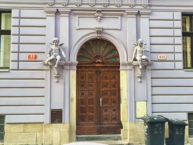 Skretova Street