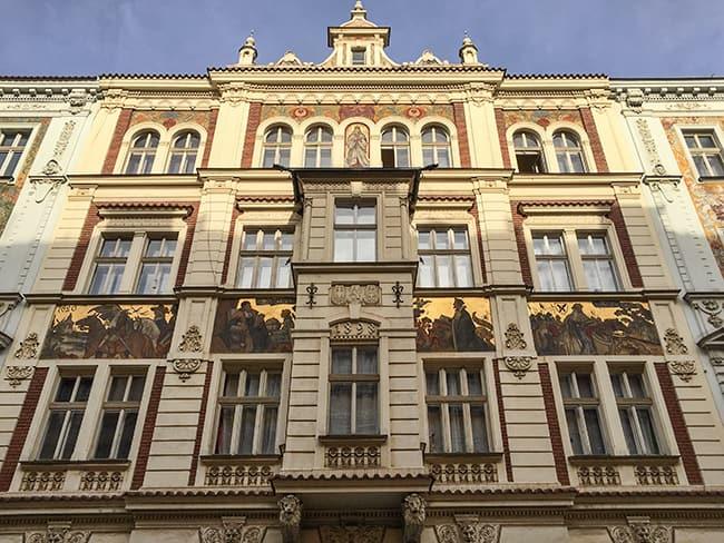 House at Nerodova Street