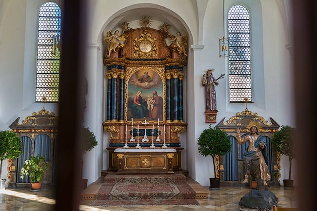 Josefkapelle Oberstdorf