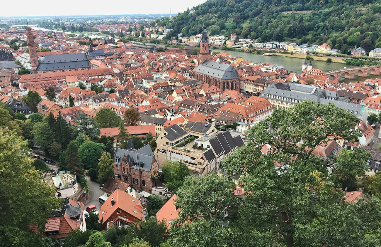 A few Days in Heidelberg