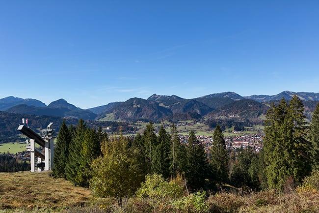 Schanze Oberstdorf