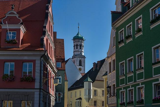 Church of the Kreuzherrenkloster