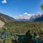 Trip to Lago di Garda - Part 1 - Memmingen to Nauders