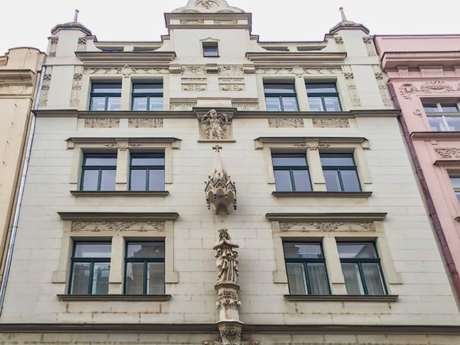 House at Perinova street