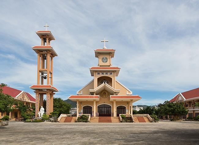 Cathedral Parish Hailin Nhà thờ Giáo xứ Hải Lâm