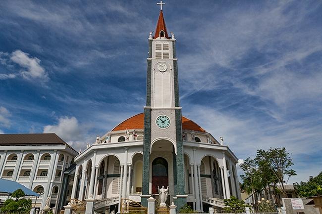 Giáo Xứ Long Hương Catholic church in Bà Rịa