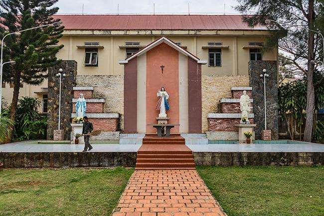 Giáo xứ Vinh Quang