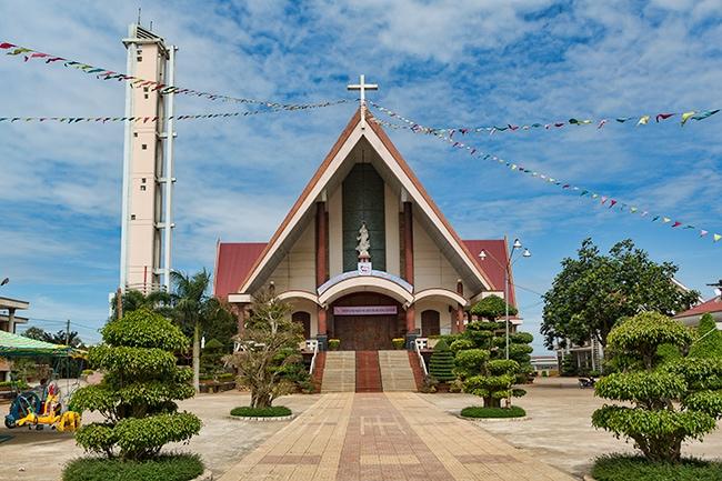 Giáo xứ Nam Thiên