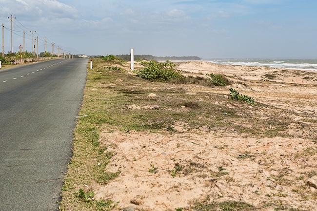 A few kilometres before Hồ Linh lake in Bình Châu, Xuyên Mộc District