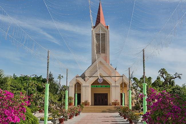 Nhà thờ Bình An
