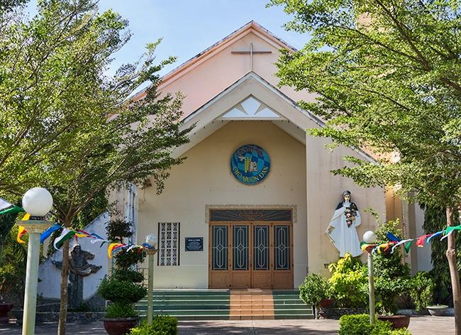 Giáo xứ Tinh Hoa