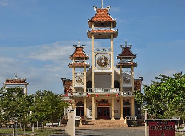 Giáo xứ Thuận Nghĩa