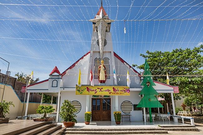 Nhà thờ Giáo xứ Hồng Liêm