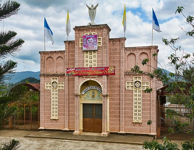 Giáo xứ Di Linh