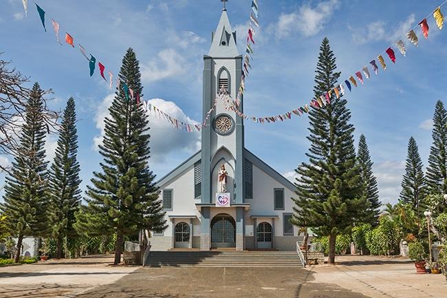 Giáo xứ Phú Hiệp