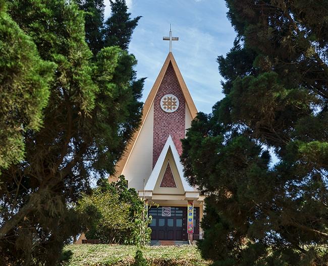 Nhà thờ Tam Bố
