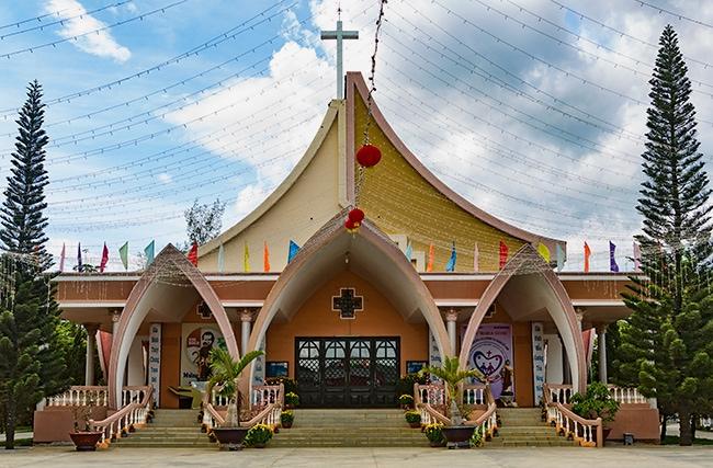 Nhà thờ Liên Khương