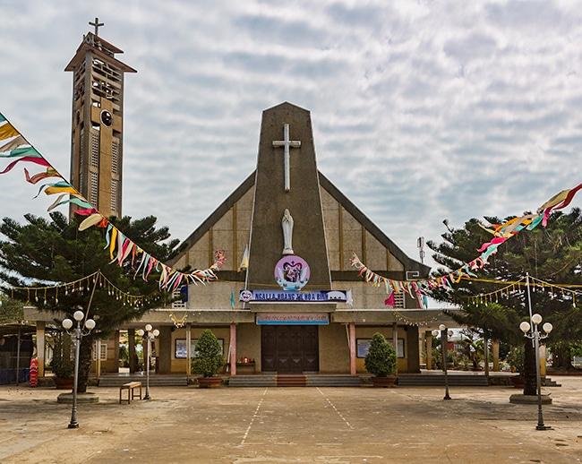 Nhà thờ Vinh Đức