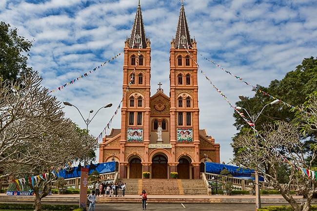 Nhà thờ Buôn Hồ