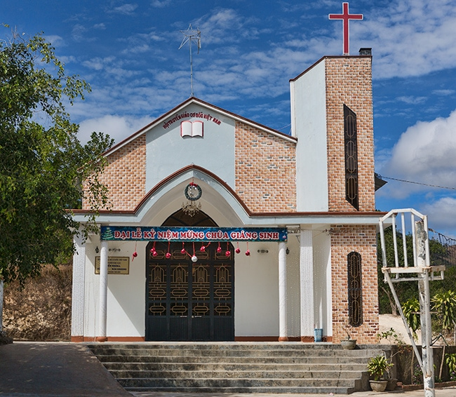 Church in Đắk Kroong